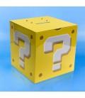 Tirelire sonore Super Mario Question Block
