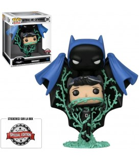 "Pop! Batman & Catwoman ""Comic Moment"" Edition Limitée [291]"