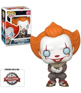 Pop! Pennywise (with Glow Bug) [877]