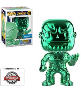 Pop! Thanos Chrome Green Edition Limitée [289]