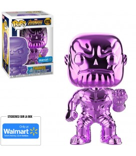 Pop! Thanos Chrome Purple Edition Limitée [415]