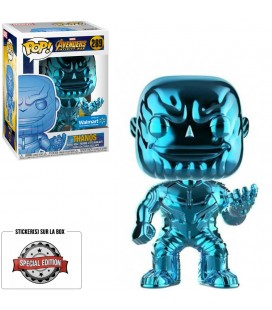 Pop! Thanos Chrome Blue Edition Limitée [289]
