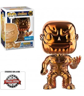 Pop! Thanos Chrome Orange Edition Limitée [289]