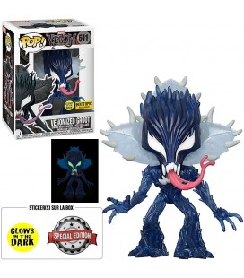 Pop! Venomized Groot (Exclusive GITD) [511] & T-Shirt
