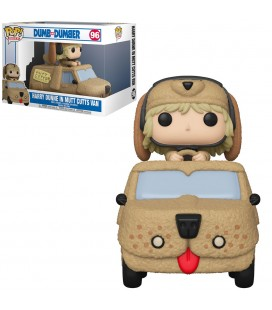 Pop! Rides Harry Dunne in Mutts Cutts Van [96]