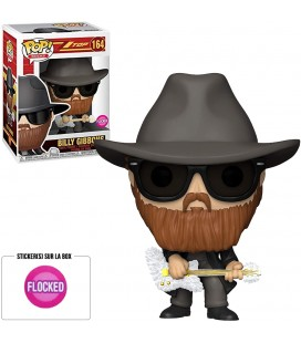Pop! Billy Gibbons (Flocked) [164]