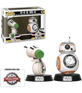 Pop! D-O & BB-8 Edition Limitée [2-Pack]