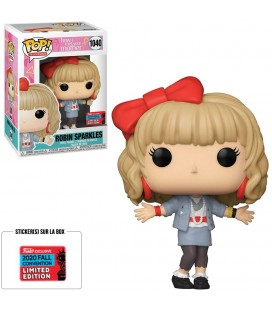 Pop! Robin Sparkles 2020 Fall Convention Edition Limitée [1040]