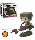 Pop! Rides Luke Skywalker Speeder Bike Chase Edition Limitée [229]