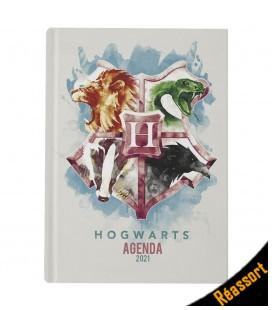 Agenda 2021 Hogwarts Four Houses