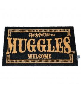 Paillasson Muggles Welcome (Bienvenue les Moldus)
