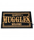 Paillasson Muggles Welcome (Bienvenue les Moldus)