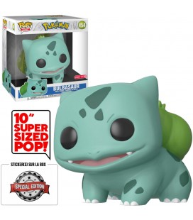 Pop! Bulbasaur Super Sized Edition Limitée [454]