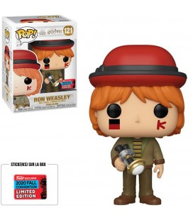 Pop! Ron Weasley 2020 Fall Convention Edition Limitée [121]