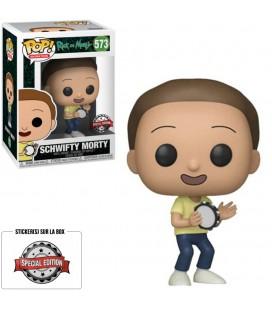 Pop! Schwifty Morty Edition Limitée [573]