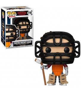 Pop! Dustin (Hockey Gear) Limited Edition [719]