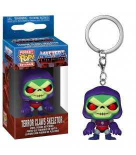 Pocket Pop! Keychain - Terror Claws Skeletor
