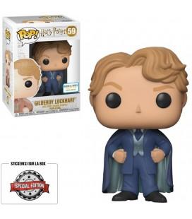Pop! Gilderoy Lockhart Edition Limitée [59]