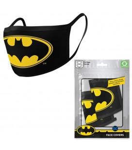 Set de 2 Masques Tissu Batman
