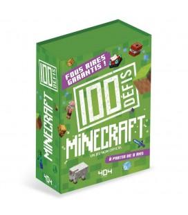 Jeu 100 Défis Minecraft