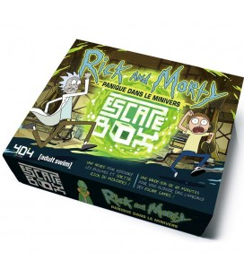 Escape Box Rick & Morty