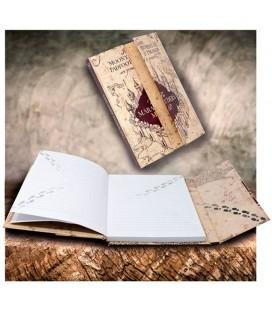 Carnet Carte du maraudeur A5