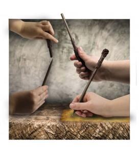 Stylo à bille Baguette Magique de Harry Potter