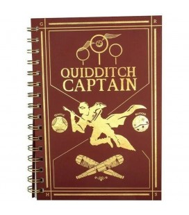 Carnet Quidditch A5