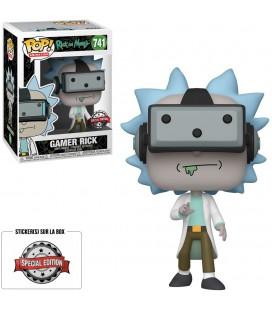 Pop! Gamer Rick Edition Limitée [741]