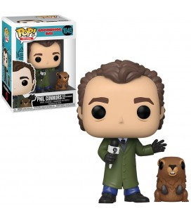 Pop! Phil Connors 'with Punxsutawney Phil [1045]