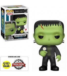 Pop! Frankenstein GITD Edition Limitée [607]
