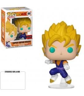Pop! Super Saiyan Vegito Edition Limitée [491]