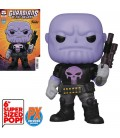 Pop! Thanos Earth-18138 (Punisher) Oversized Edition Limitée [NC]