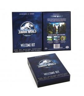 Coffret Welcome Kit Jurassic World