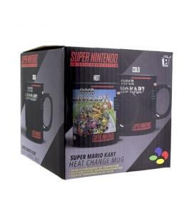 Mug Super Mario Kart Thermoréactif