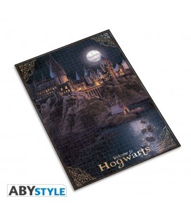 Puzzle Harry Potter Poudlard (1000)