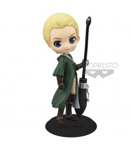 Qposket Draco Malfoy Quidditch A Normal Color 14cm