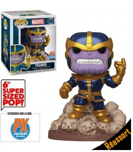 Pop! Thanos Oversized Edition Limitée [556]