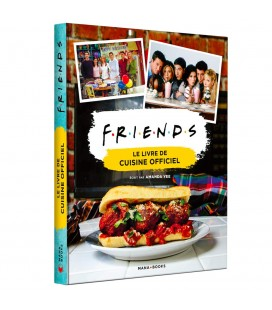 Le Livre de Cuisine Officiel Friends
