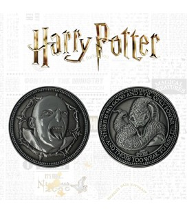 Pièce de Collection Voldemort Edition Limitée Numérotée