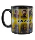 Mug Avengers Infinity War Thermoréactif