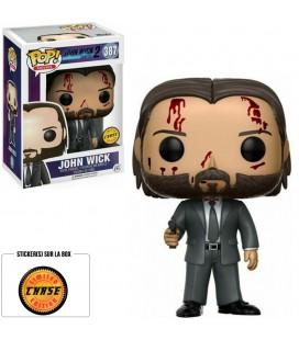 Pop! John Wick Chase Edition Limitée [387]