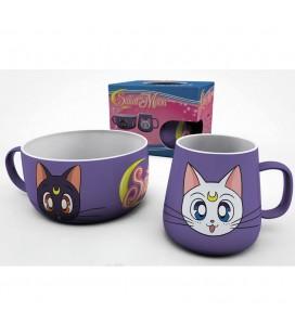 Set Petit Déjeuner Luna & Artemis