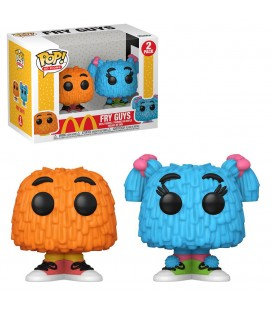 Pop! Fry Guys [2-Pack]