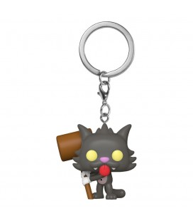 Pocket Pop! Keychain - Scratchy