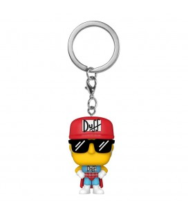 Pocket Pop! Keychain - Duffman