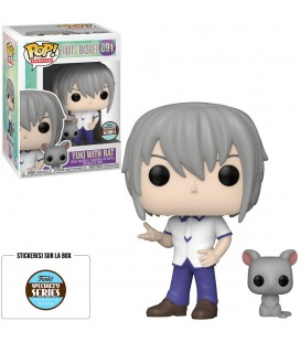Pop! Yuki With Rat (Specialty Series) [891]