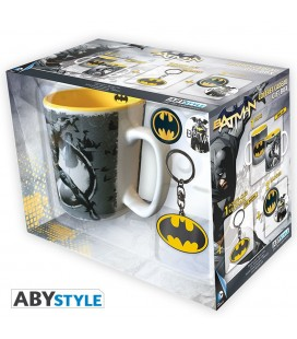 Coffret Batman Logo