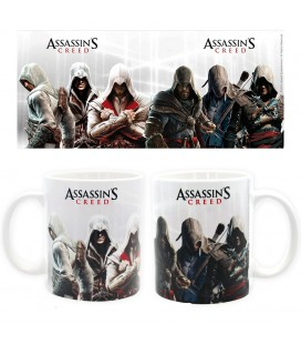 Mug Assassin's Creed Groupe