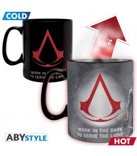Mug Assassin's Creed Groupe Thermoréactif